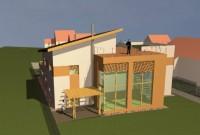 Novostavba nízkoenergetického rodinného domu v Nučicích