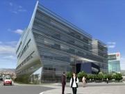Novostavba významné administrativní budovy v pražské Michli