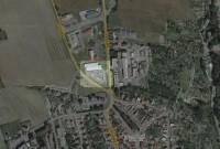 Realizace nákupního střediska v Sedlčanech