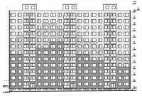 Rekonstrukce panelového domu na pražském sídlišti Chodov