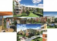 Výstavba bytových domů na Císařce