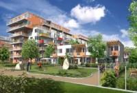 Bytové domy Nová Harfa